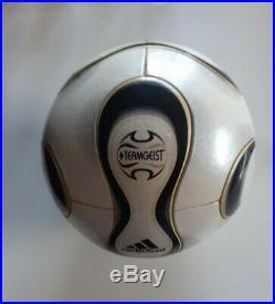 Official match ball Teamgeist World Cup 2006