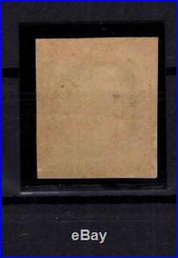 P79362 / France / Certificat / Maury # 6 Neuf / Mint Mnh 15250
