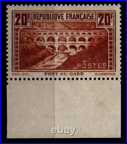 PONT du GARD n°262, Neuf = Cote 550 / Lot Timbre France