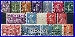 PROMOTION EXCEPTIONNELLE France Année complète 1927 NEUF LUXE