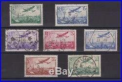Poste Aérienne n° 8-14b (vert foncé signé Roumet), TTB