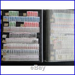 Stock Timbres-poste En Francs Faciale 1160 (1979 A 1984)