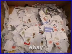 Super lot de timbre / collection / Vrac / stock / carton plein / Lot / a trier