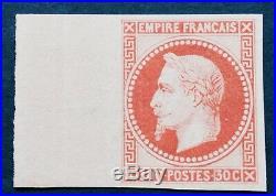 Superbe Recto Verso Du Tirage. De 1867 Exposition Universelle Toujours NSG