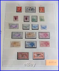 Superbe collection timbres de France