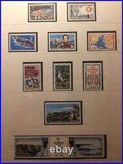 TAAF NEUF LOT DE TIMBRES 1948 à 2009