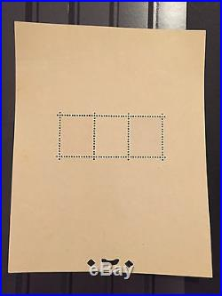 TIMBRE FRANCE BLOC N°2 EXPOSITION PHILATÉLIQUE DE STRASBOURG 1927 NEUF