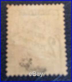 Taxe N° 23 2 F Noir Neuf Signe Calves Roumet TB Cote 2000 +