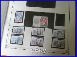 Timbre France Album Facial 2300/2400 Francs