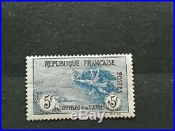 Timbre france n155 orphelins neuf avec trace de charnière et signé vrai. Ea