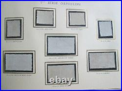 Timbres France Yt 148/155 Neuf