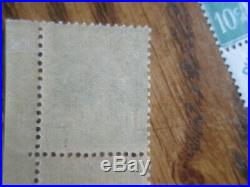 Timbres France Yt 188/188a/188b Neuf