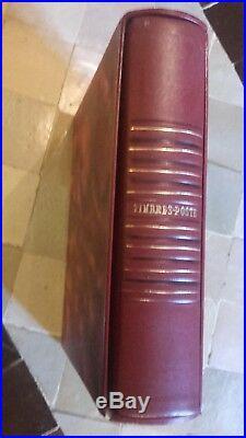 Timbres album THIAUDE emboitage gros volume inclu Monaco