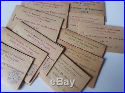VENTE ÉTÉ 2# LOT 528 collection carnets Madagascar colonie dt O chemins de fer