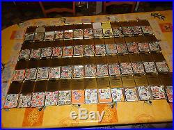 Vrac de 13 000 timbres de France neufs ou oblitérés dont classiques
